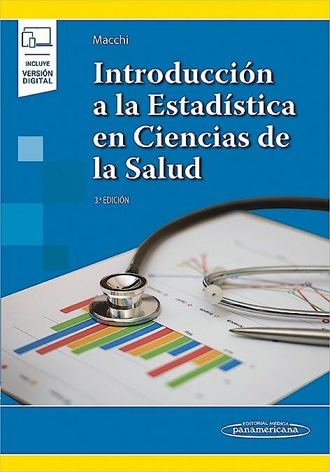 Portada del libro 9789500696357 Introducción a la Estadística en Ciencias de la Salud (Incluye Versión Digital)