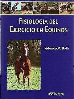 Portada del libro 9789505553143 Fisiología del Ejercicio en Equinos