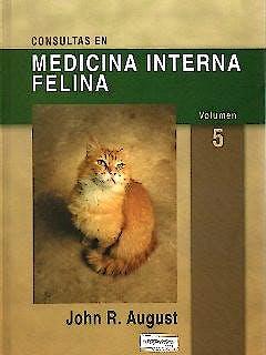 Portada del libro 9789505553259 Consultas en Medicina Interna Felina, Vol. 5