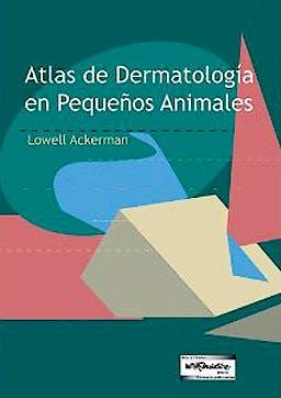 Portada del libro 9789505553334 Atlas de Dermatologia en Pequeños Animales