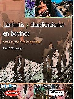 Portada del libro 9789505553495 Laminitis y Claudicaciones en Bovinos. Cómo Encarar Esta Problemática