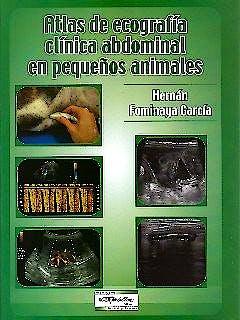 Portada del libro 9789505553723 Atlas de Ecografía Clínica Abdominal en Pequeños Animales