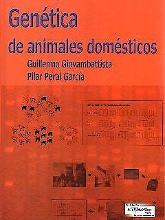 Portada del libro 9789505553785 Genética de Animales Domésticos