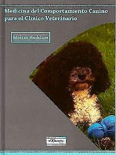 Portada del libro 9789505553853 Medicina del Comportamiento Canino para el Clínico Veterinario