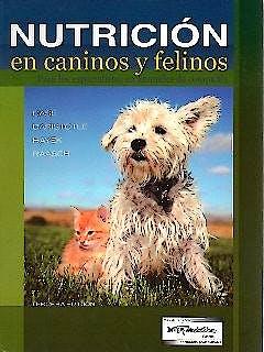 Portada del libro 9789505554126 Nutrición en Caninos y Felinos