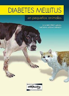 Portada del libro 9789505554294 Diabetes Mellitus en Pequeños Animales