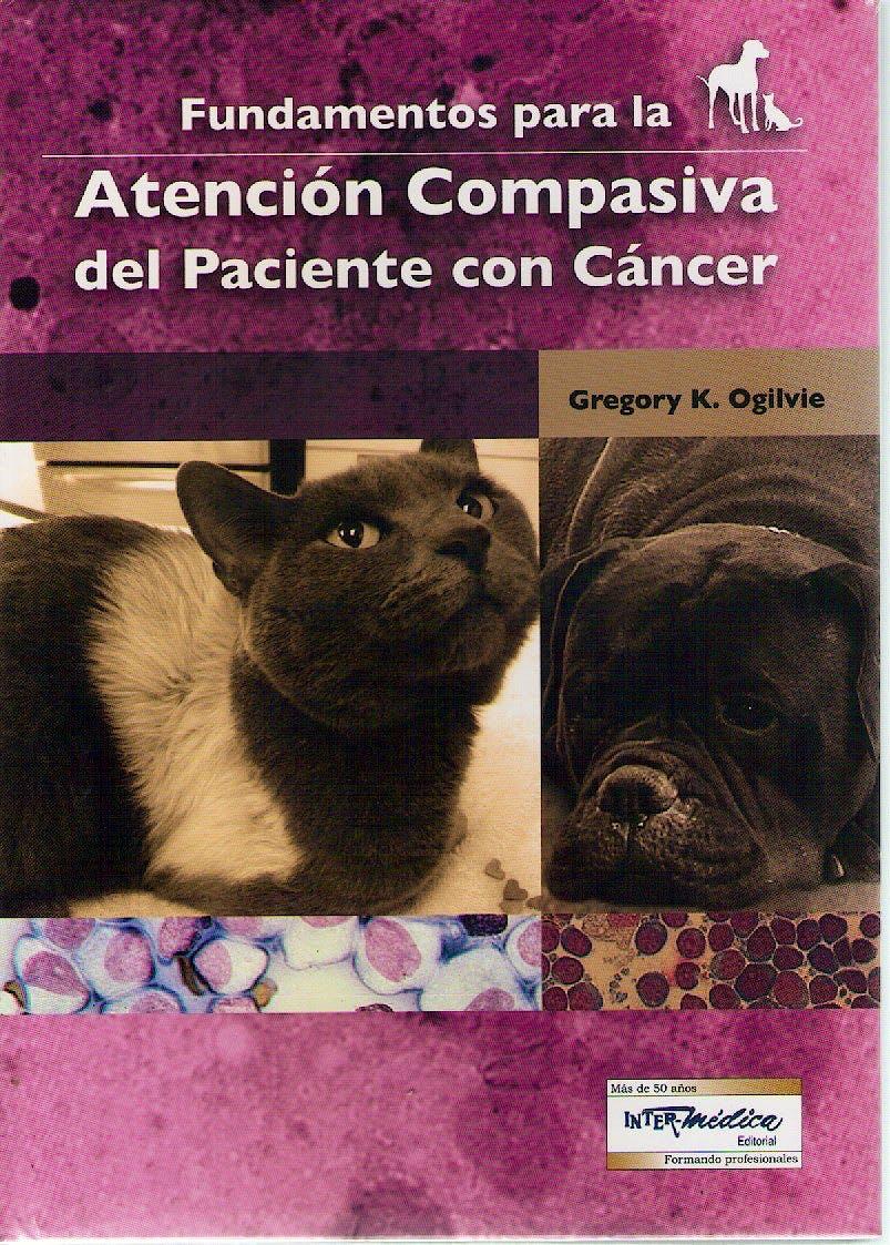 Portada del libro 9789505554386 Fundamentos para la Atención Compasiva del Paciente con Cáncer