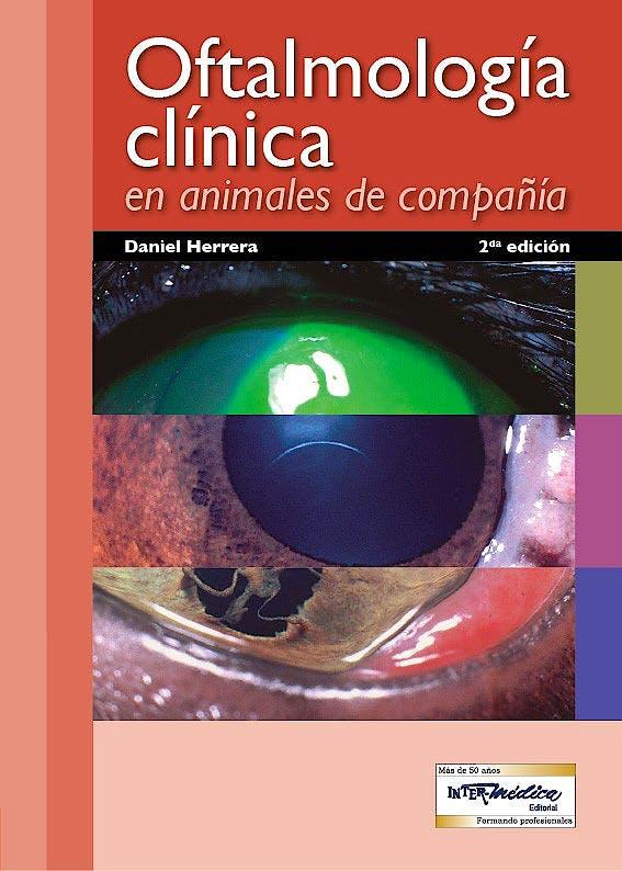 Portada del libro 9789505554416 Oftalmología Clínica en Animales de Compañía