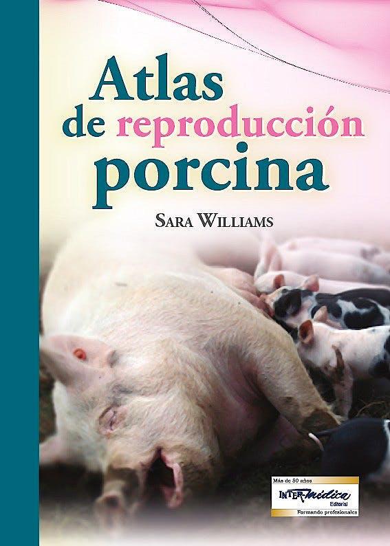 Portada del libro 9789505554423 Atlas de Reproducción Porcina