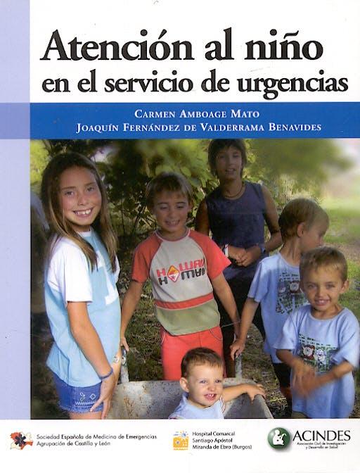 Portada del libro 9789507623011 Atencion al Niño en el Servicio de Urgencias