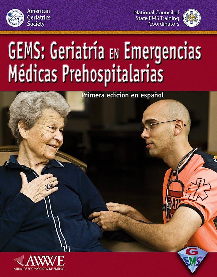 Portada del libro 9789507623912 GEMS: Geriatría en Emergencias Médicas Prehospitalarias