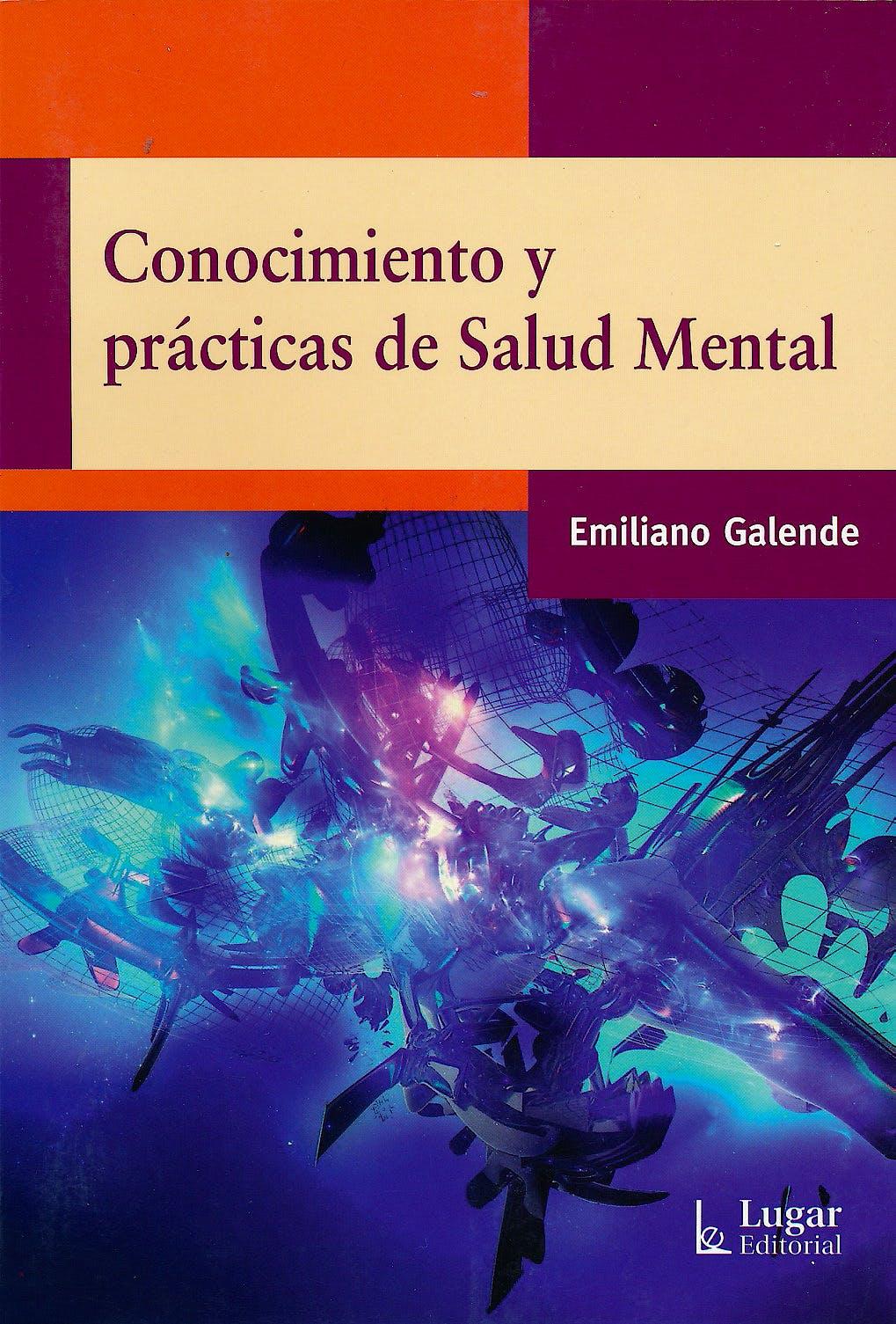 Portada del libro 9789508924810 Conocimiento y Practicas de Salud Mental
