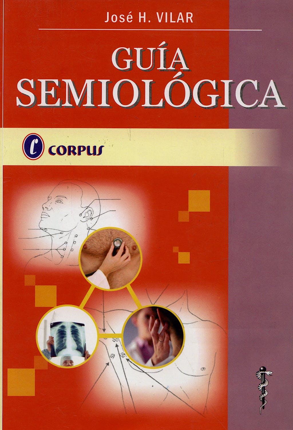 Portada del libro 9789509030176 Guia Semiologica