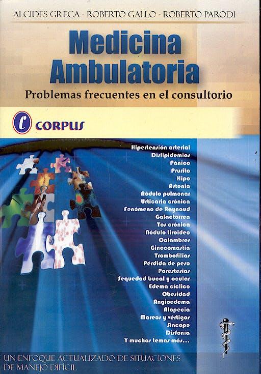 Portada del libro 9789509030244 Medicina Ambulatoria. Problemas Frecuentes en el Consultorio