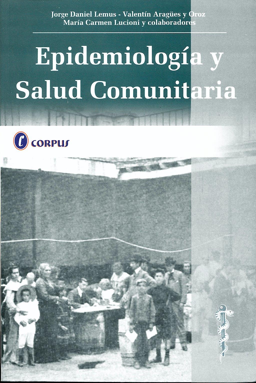 Portada del libro 9789509030558 Epidemiología y Salud Comunitaria