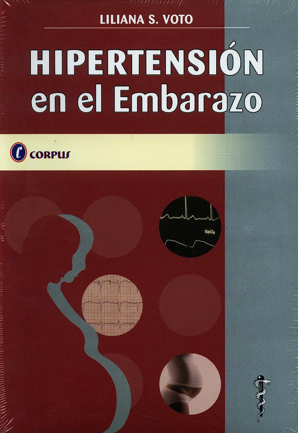 Portada del libro 9789509030695 Hipertension en el Embarazo