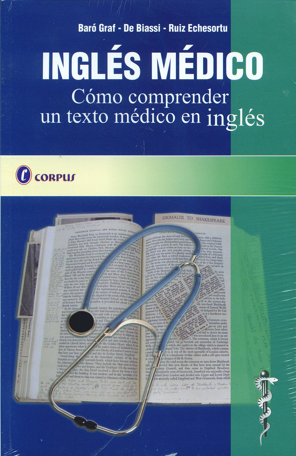 Portada del libro 9789509030718 Inglés Médico. Cómo Comprender un Texto Médico en Inglés