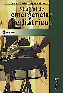Portada del libro 9789509030862 Manual de Emergencias Pediátricas