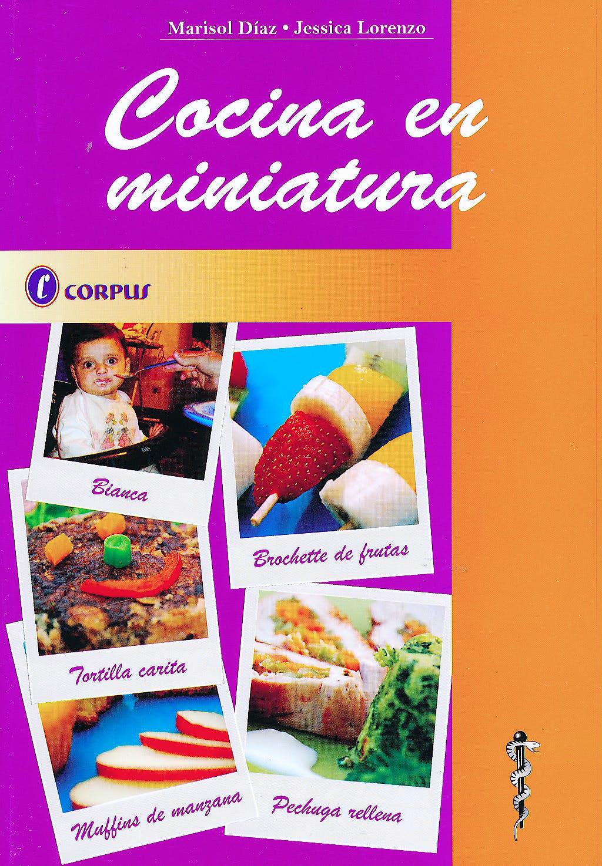 Portada del libro 9789509030985 Cocina en Miniatura
