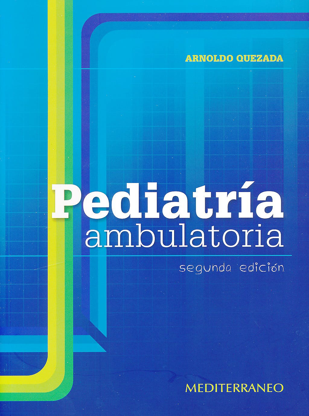 Portada del libro 9789562203234 Pediatria Ambulatoria