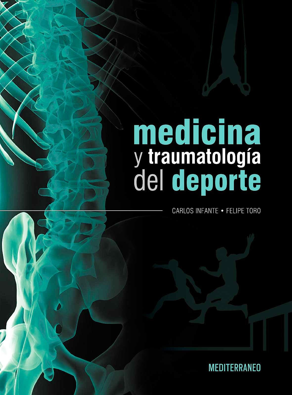 Portada del libro 9789562203357 Medicina y Traumatología del Deporte