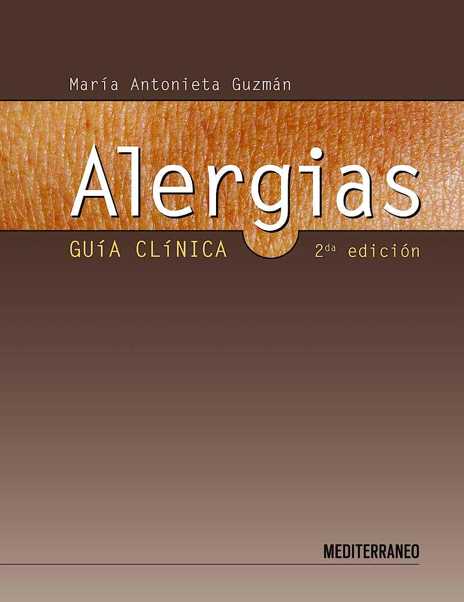 Portada del libro 9789562203371 Alergias. Guia Clinica