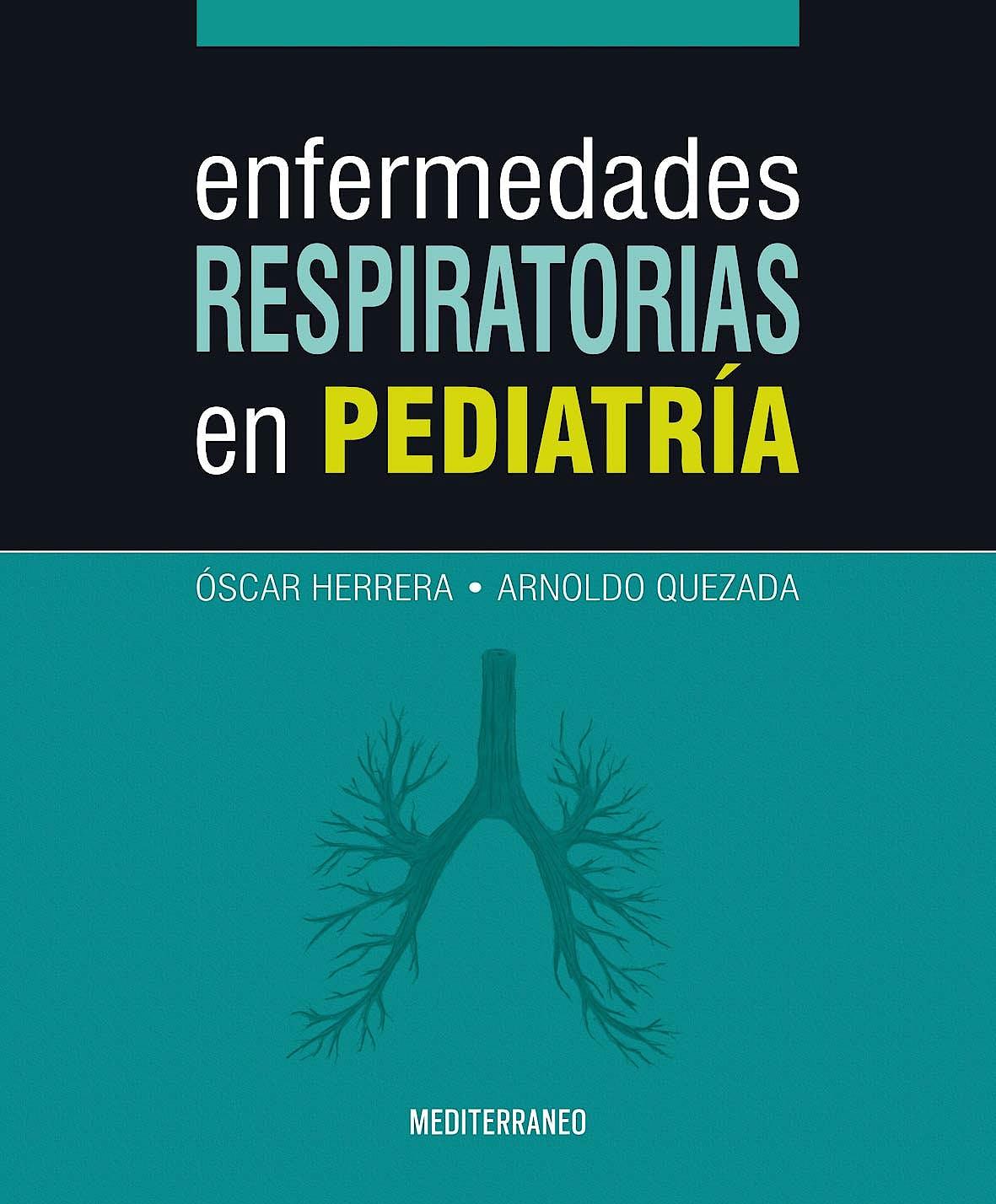 Portada del libro 9789562203401 Enfermedades Respiratorias en Pediatría