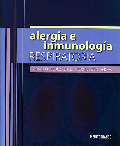 Portada del libro 9789562203524 Alergia e Inmunologia Respiratoria