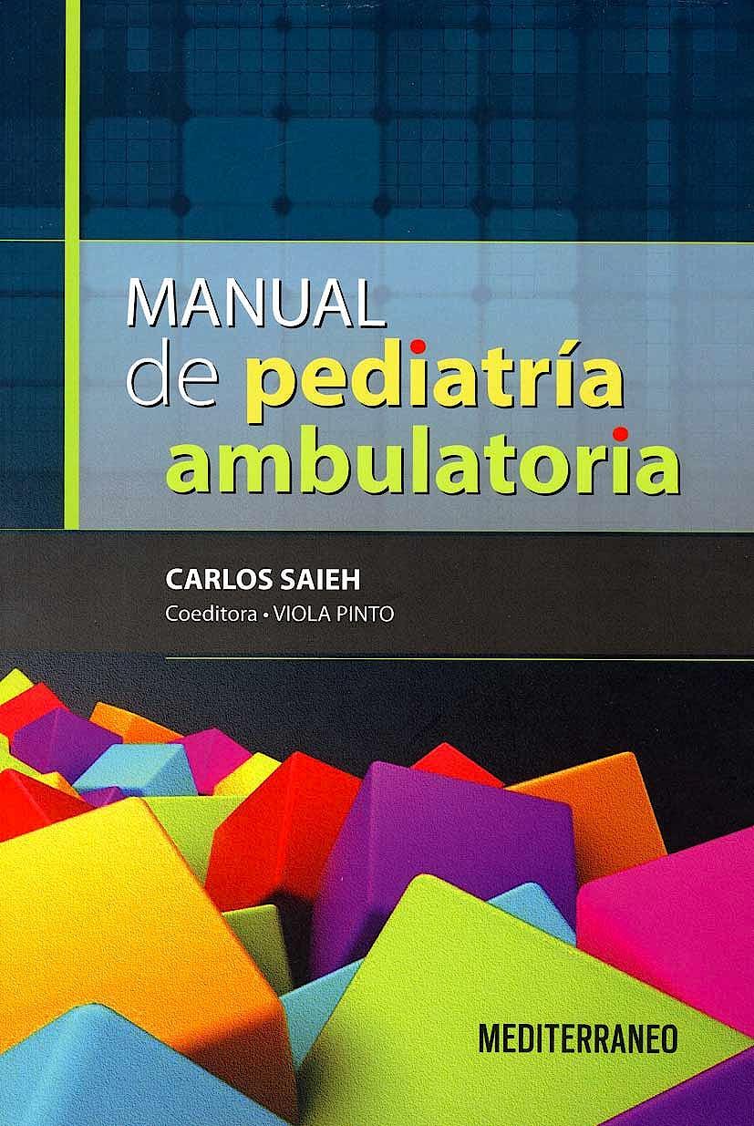 Portada del libro 9789562203548 Manual de Pediatria Ambulatoria