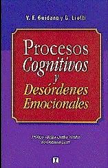 Portada del libro 9789562421010 Procesos Cognitivos y Desordenes Emocionales
