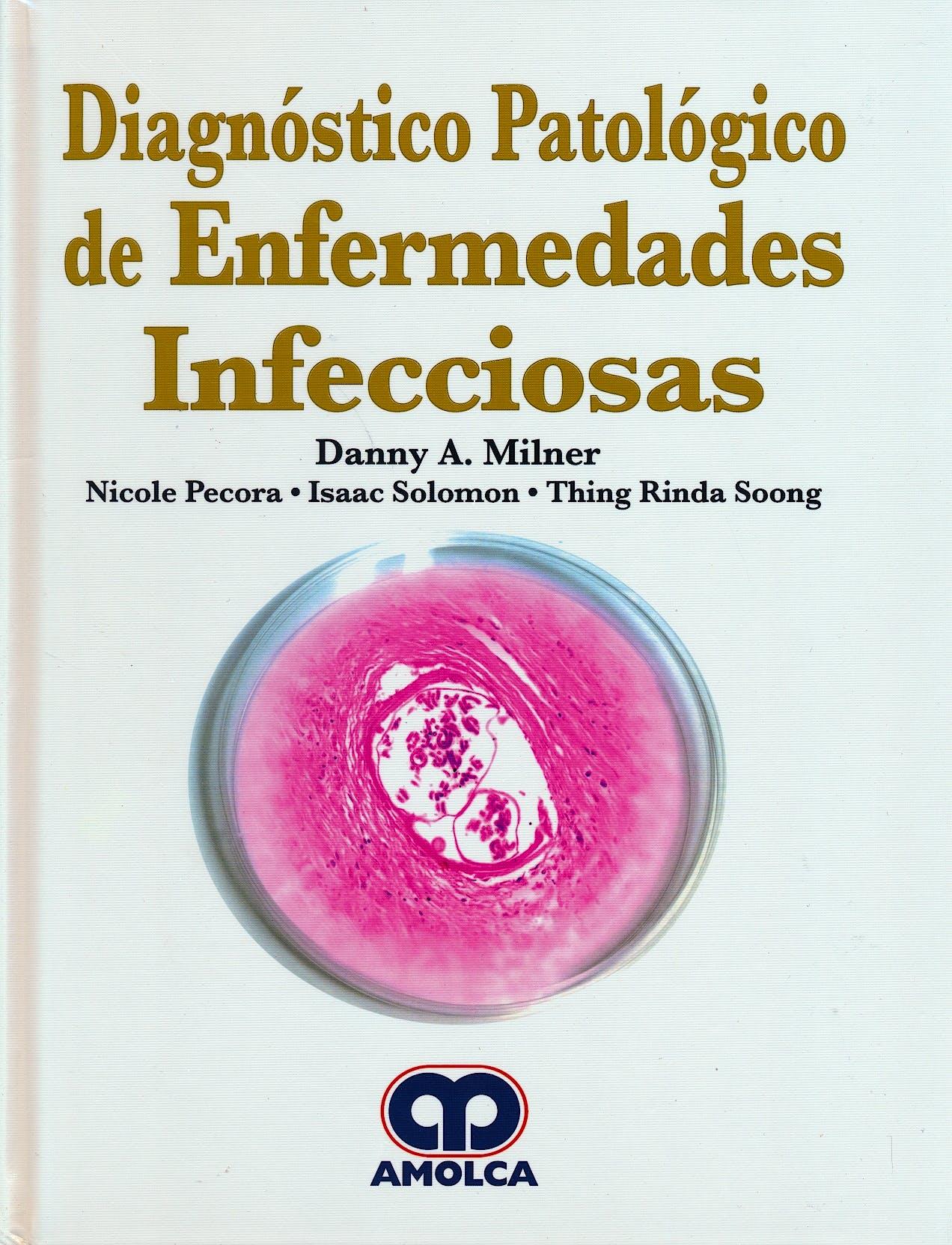 Portada del libro 9789585426016 Diagnóstico Patológico de Enfermedades Infecciosas