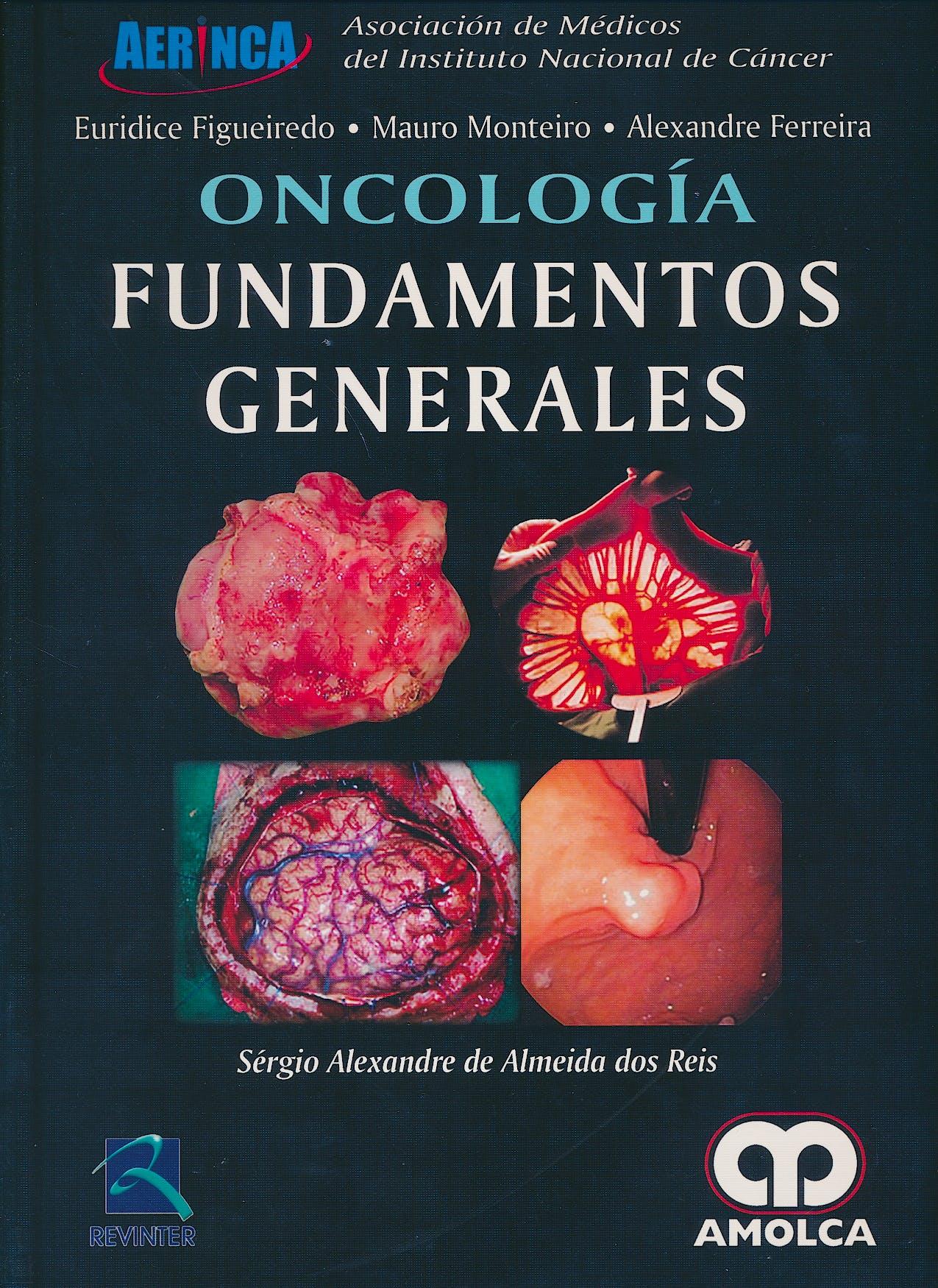 Portada del libro 9789585426023 Oncología. Fundamentos Generales