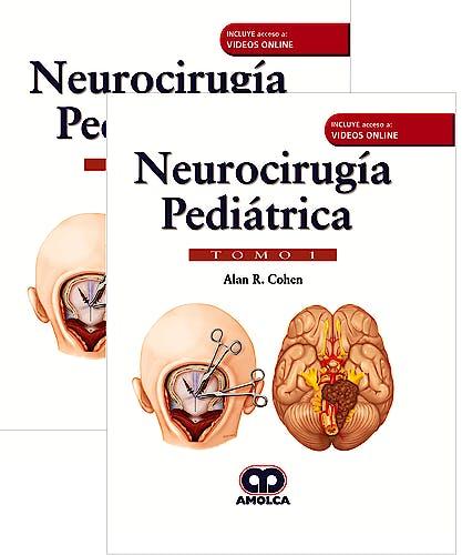 Portada del libro 9789585426436 Neurocirugía Pediátrica, 2 Vols. + Videos Online