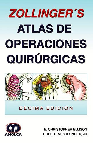 Portada del libro 9789585426566 Zollinger's Atlas de Operaciones Quirúrgicas