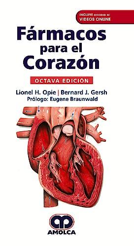 Portada del libro 9789585426573 Fármacos para el Corazón