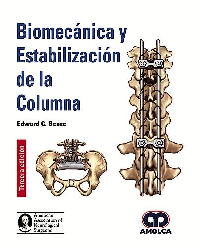 Portada del libro 9789585426627 Biomecánica y Estabilización de la Columna