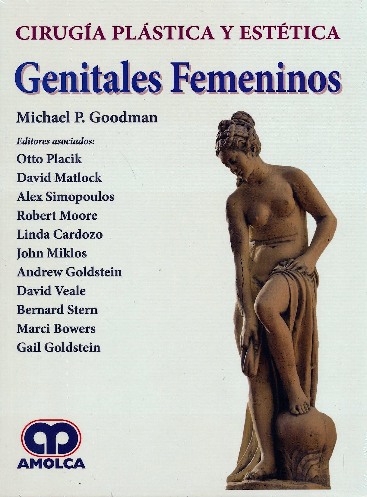 Portada del libro 9789585426702 Cirugía Plástica y Estética. Genitales Femeninos