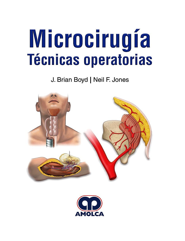 Portada del libro 9789585426795 Microcirugía. Técnicas Operatorias