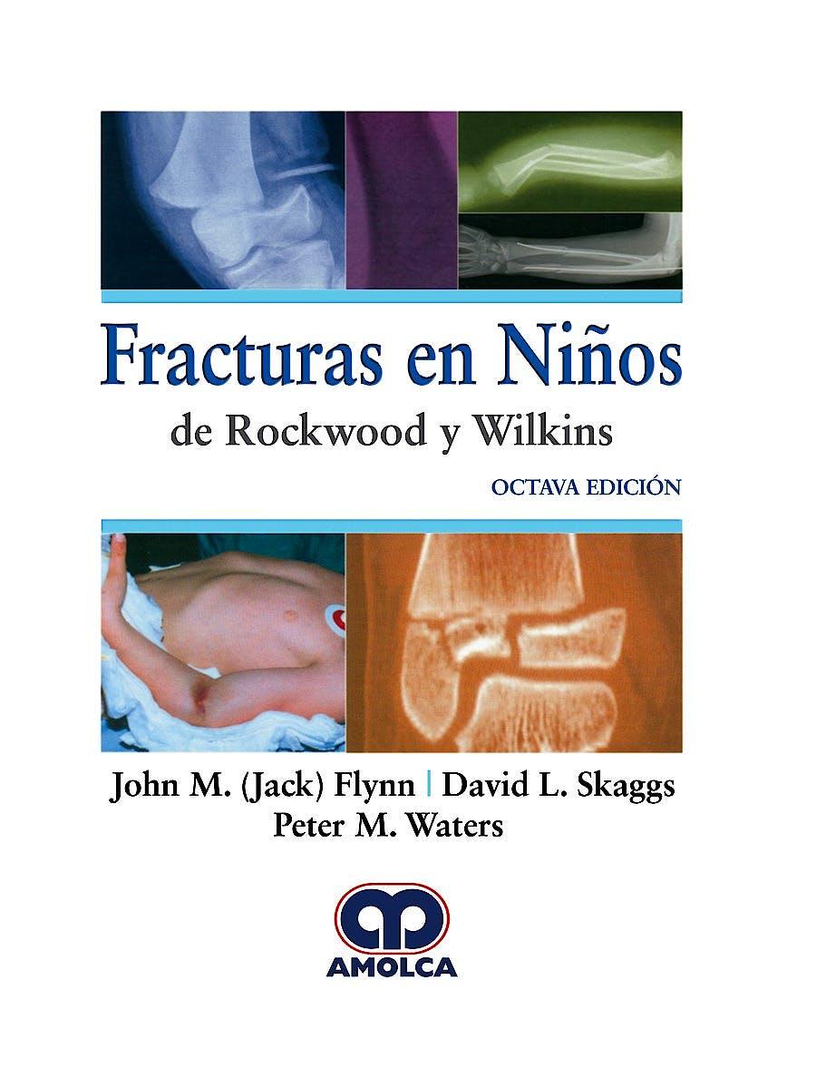 Portada del libro 9789585426856 Fracturas en Niños de Rockwood y Wilkins