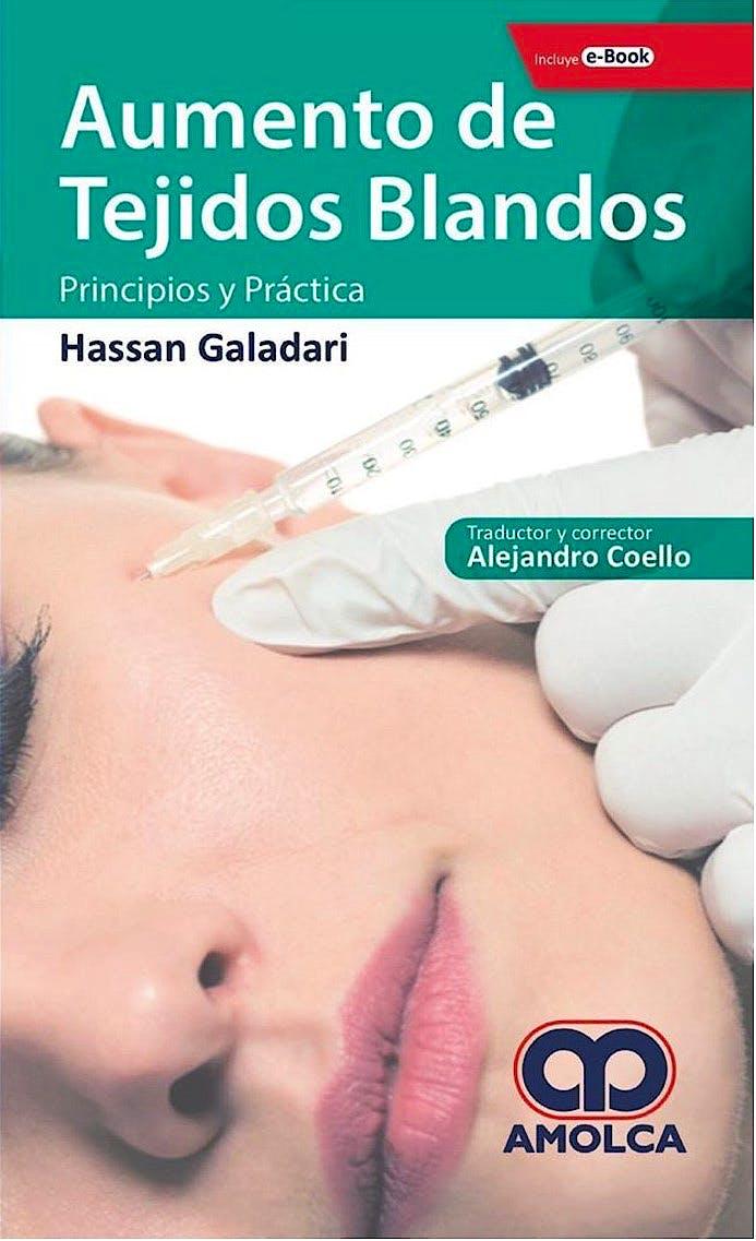 Portada del libro 9789585426979 Aumento de los Tejidos Blandos. Principios y Práctica + E-Book