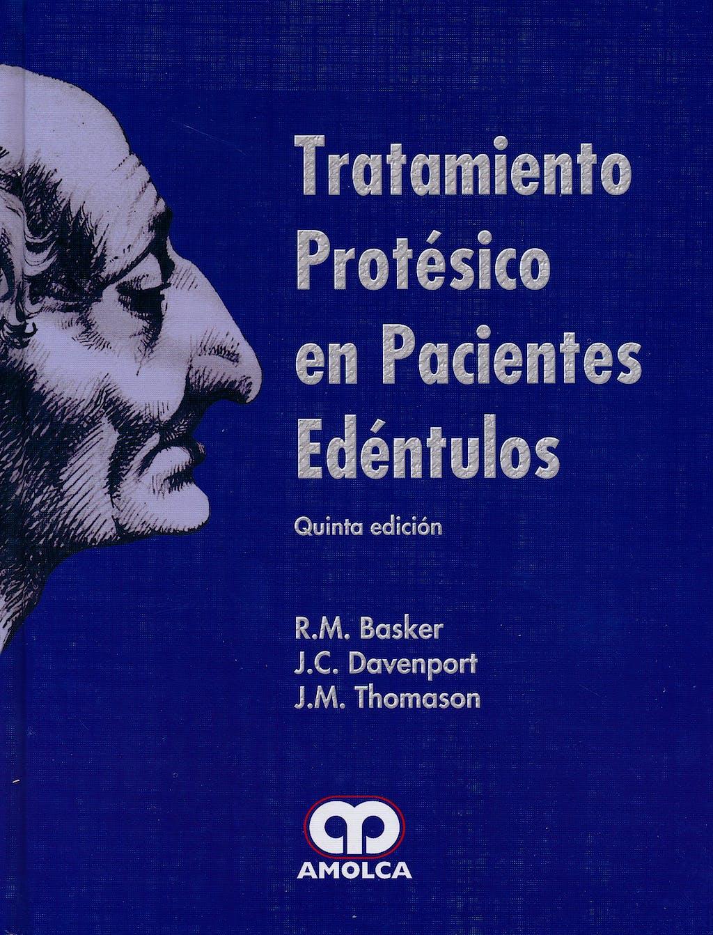 Portada del libro 9789585714137 Tratamiento Protésico en Pacientes Edéntulos