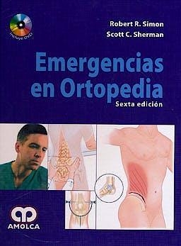 Portada del libro 9789585714151 Emergencias en Ortopedia + DVD