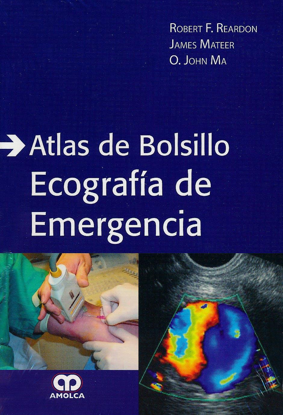 Portada del libro 9789587550634 Atlas de Bolsillo. Ecografía de Emergencia
