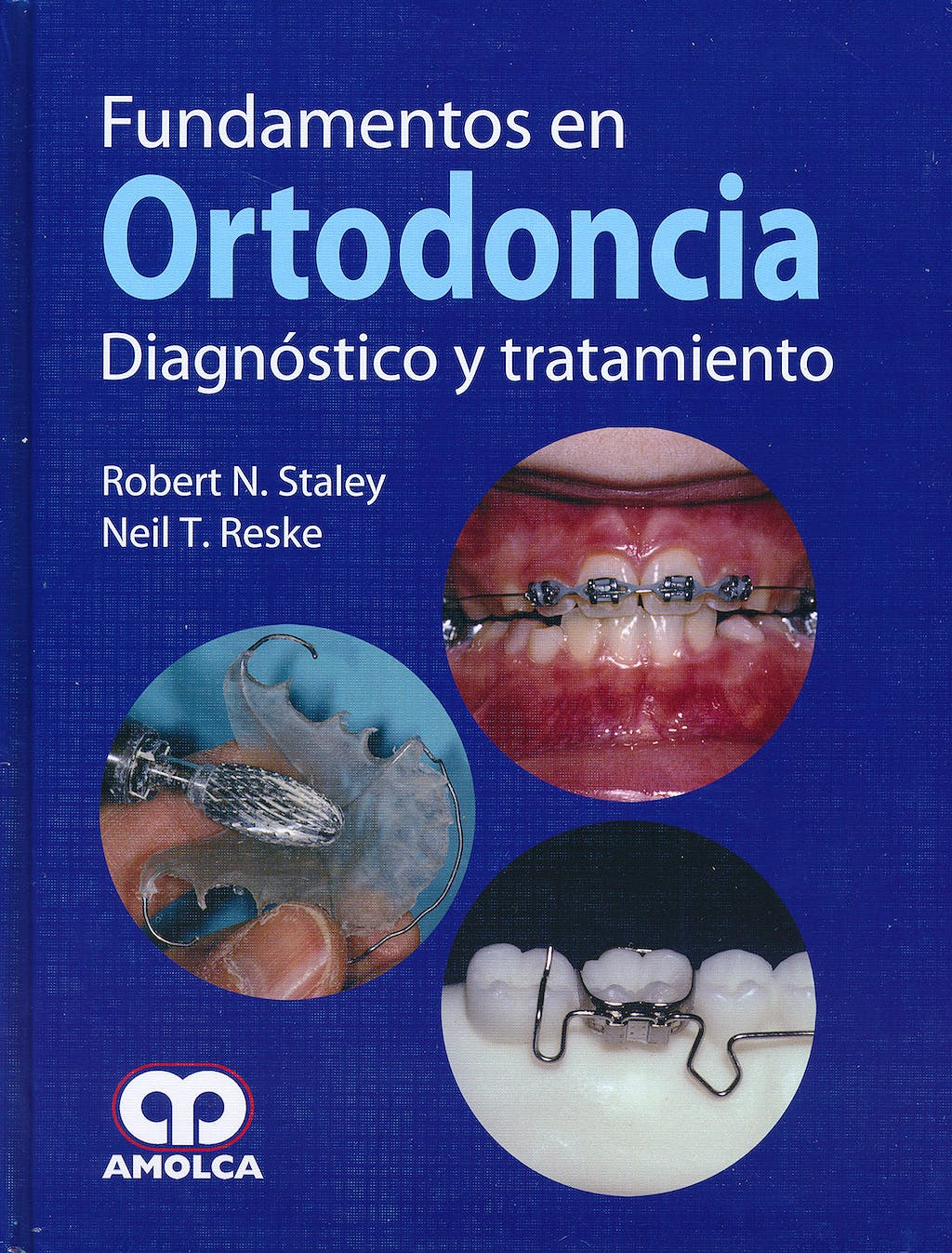 Portada del libro 9789587550801 Fundamentos en Ortodoncia. Diagnóstico y Tratamiento