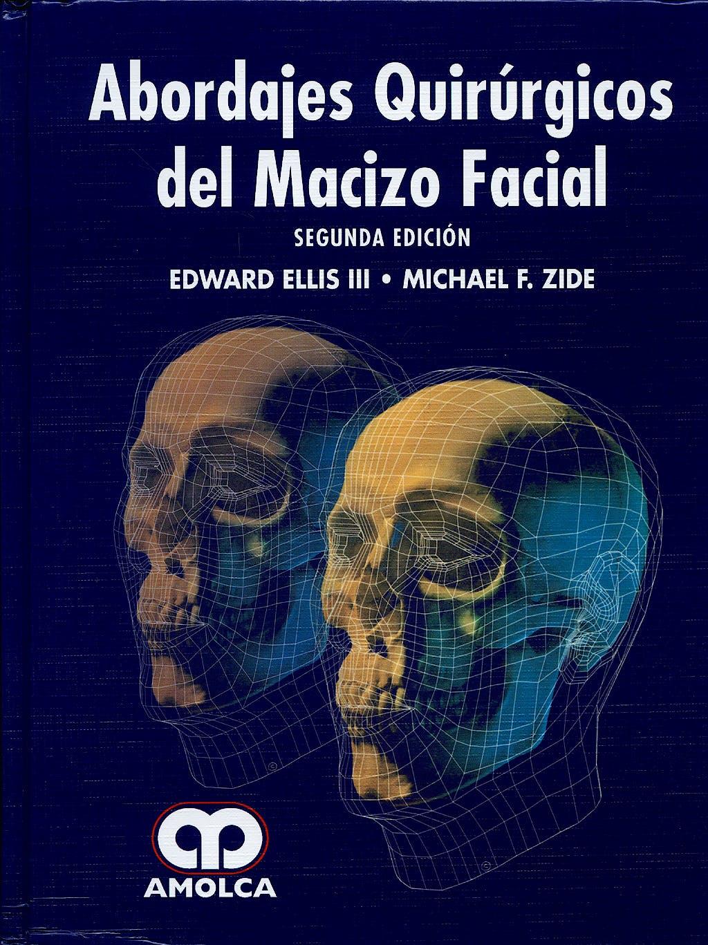 Portada del libro 9789588328201 Abordajes Quirúrgicos del Macizo Facial