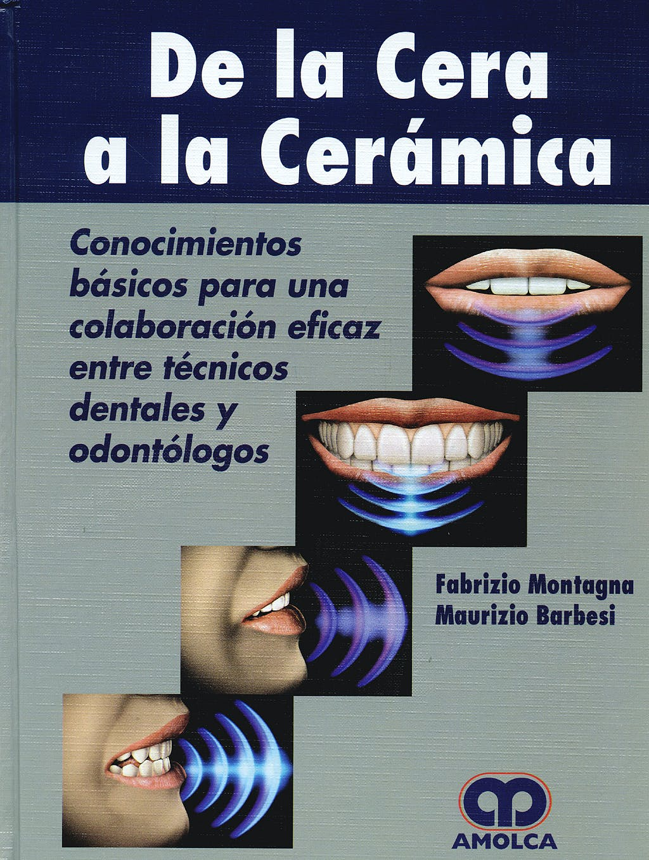 Portada del libro 9789588328379 De la Cera a la Cerámica