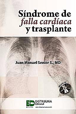 Portada del libro 9789588379289 Síndrome de Falla Cardíaca y Trasplante + CD