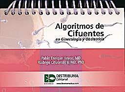 Portada del libro 9789588379326 Algoritmos de Cifuentes en Ginecología y Obstetricia