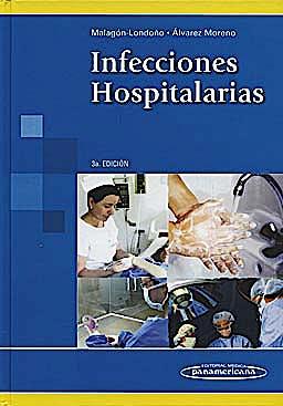 Portada del libro 9789588443041 Infecciones Hospitalarias