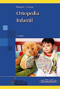 Portada del libro 9789588443287 Ortopedia Infantil